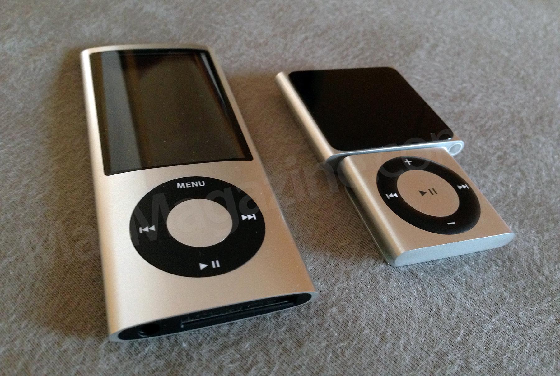 Brincadeira com os iPods do Wilsians