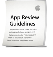 Ícone - App Store Guidelines
