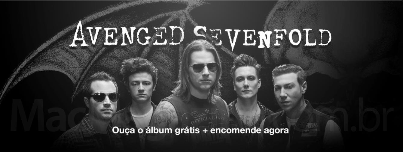 Novo álbum da banda Avenged Sevenfold