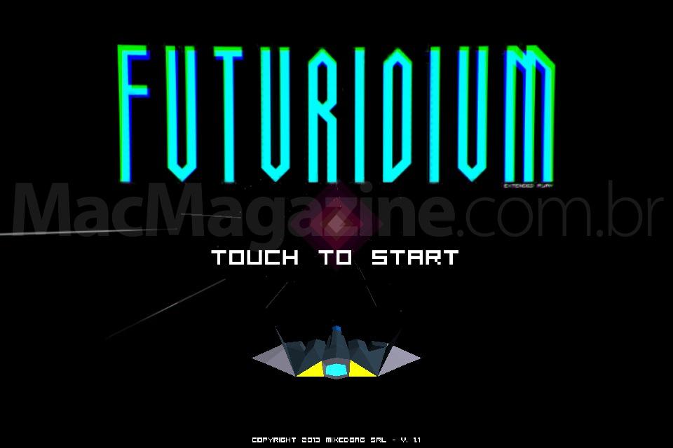 Jogo Futuridium EP