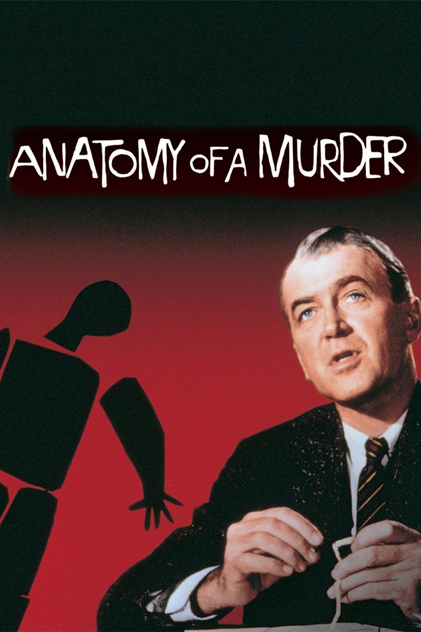 Filme - Anatomia de um Crime