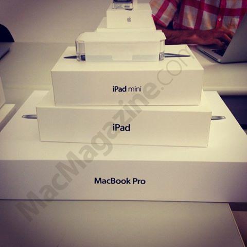 Produtos Apple para alunos do BiDUP