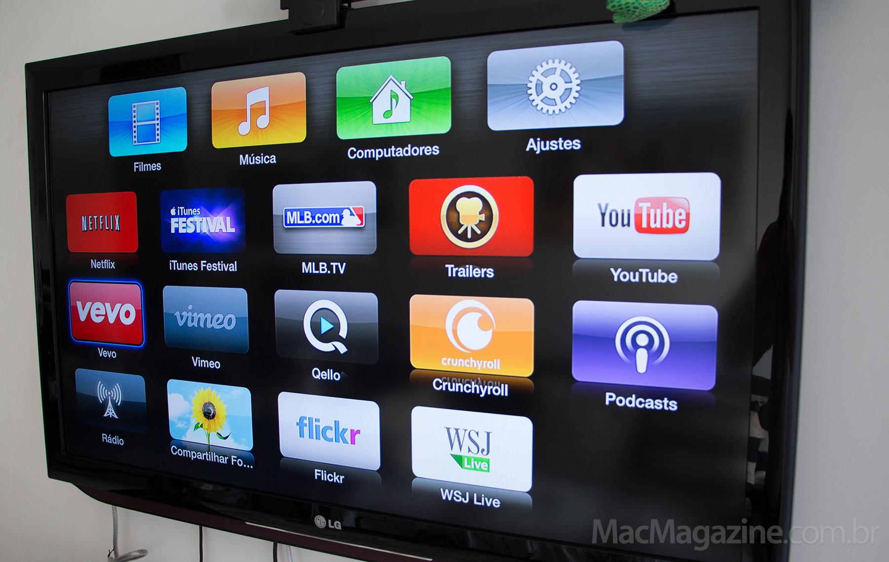VEVO na Apple TV