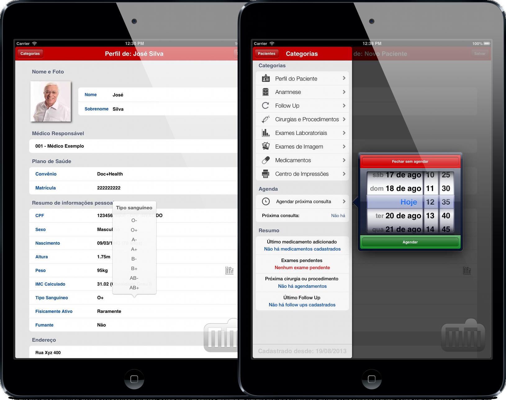 App Doctor+ para iPads