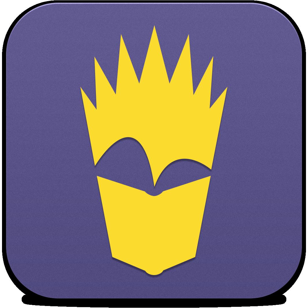 Ícone do app Bienal do Livro 2013 para iPhones/iPods touch