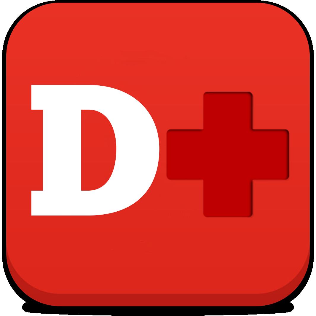 Ícone do app Doctor+ para iPads