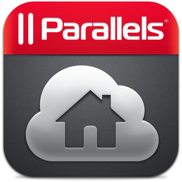 Ícone do app Parallels Access para iPads