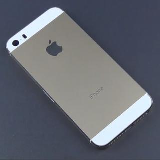iPhone 5S dourado (miniatura)