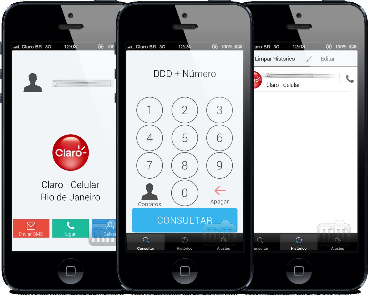 App Qual é a operadora? para iPhones/iPods touch