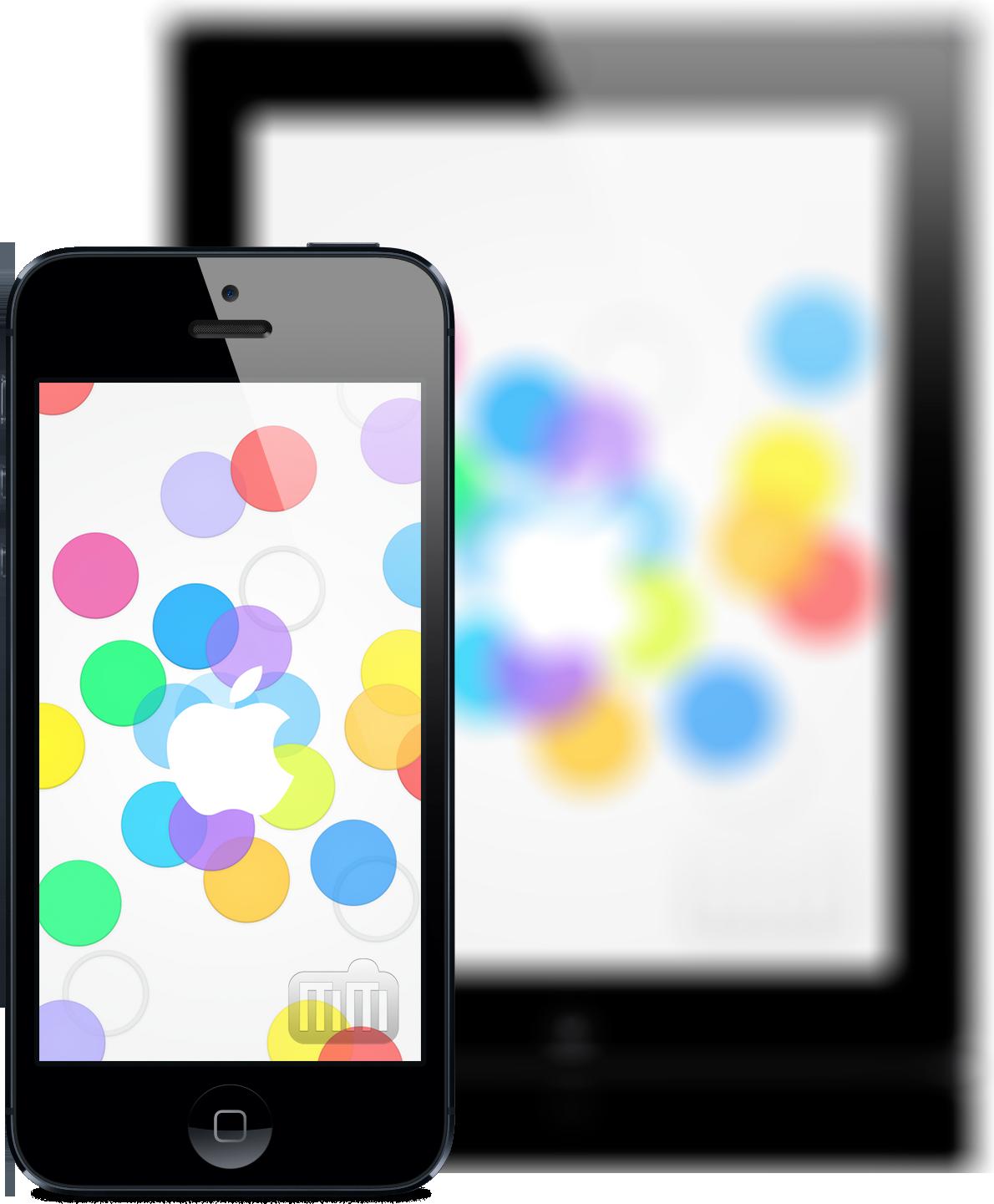 Wallpapers do evento especial da Apple
