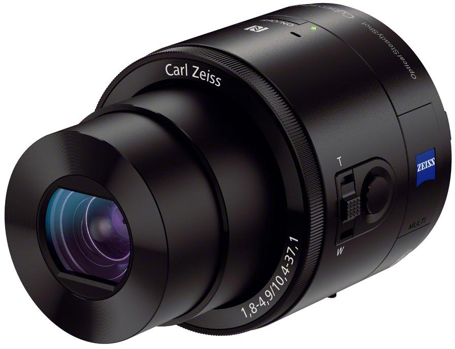 Lente QX100, da Sony