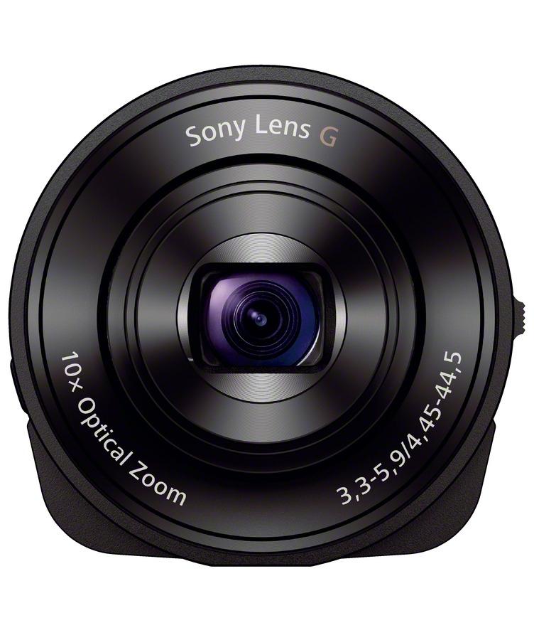 Lente QX10, da Sony