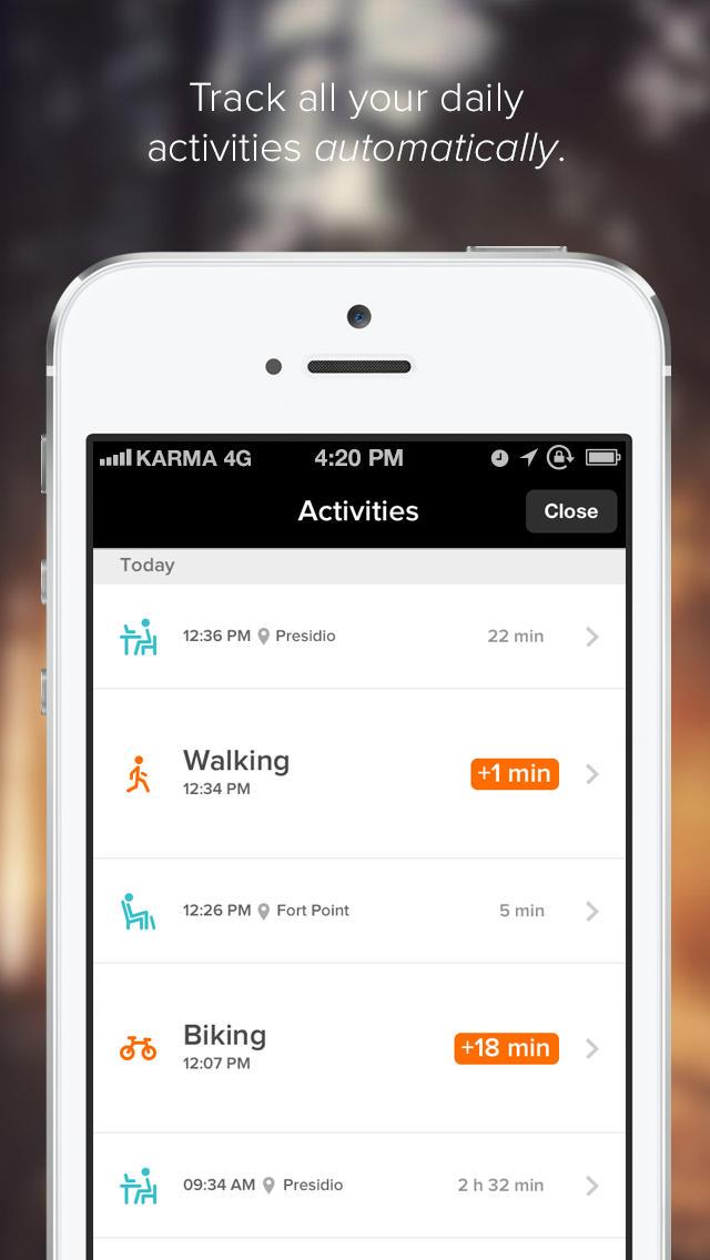App Human para iPhones/iPods touch