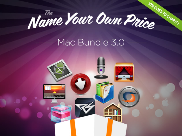 The Name Your Own Price Mac Bundle 3.0 Ft. Camtasia 2