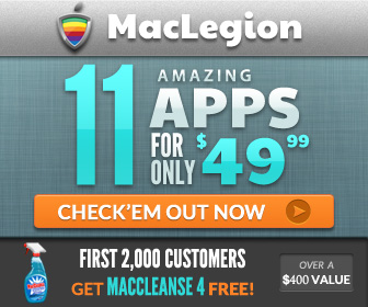 MacLegion 2013 Fall Bundle
