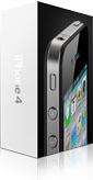 Caixa do iPhone 4
