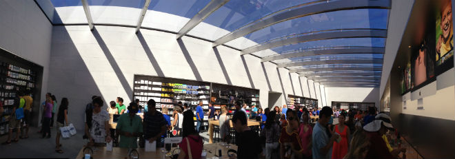 Apple Retail Store - Stanford