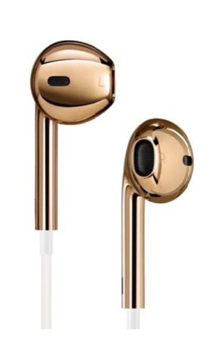EarPods de ouro