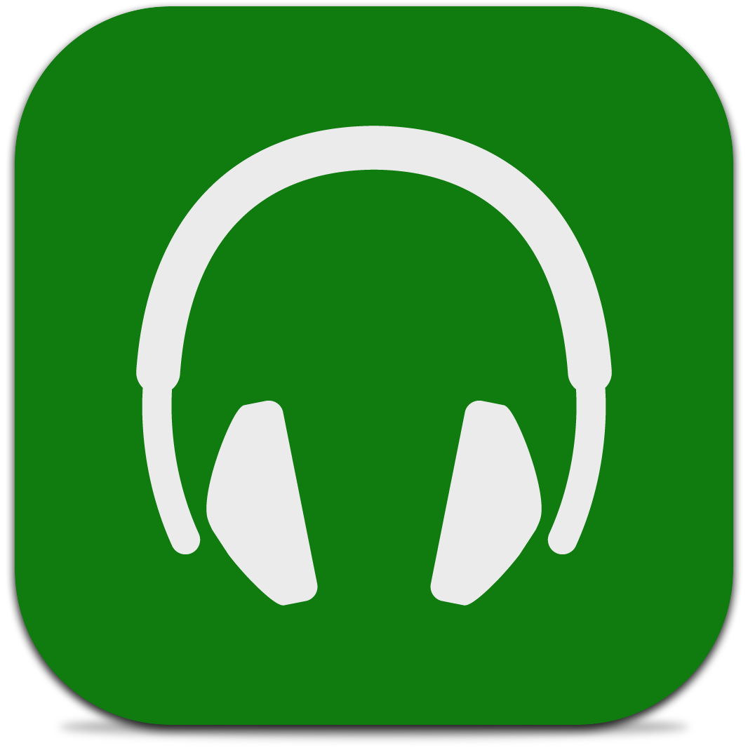 Ícone do app Xbox Music para iPhones/iPods touch