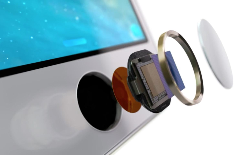 Botão Home do iPhone 5s