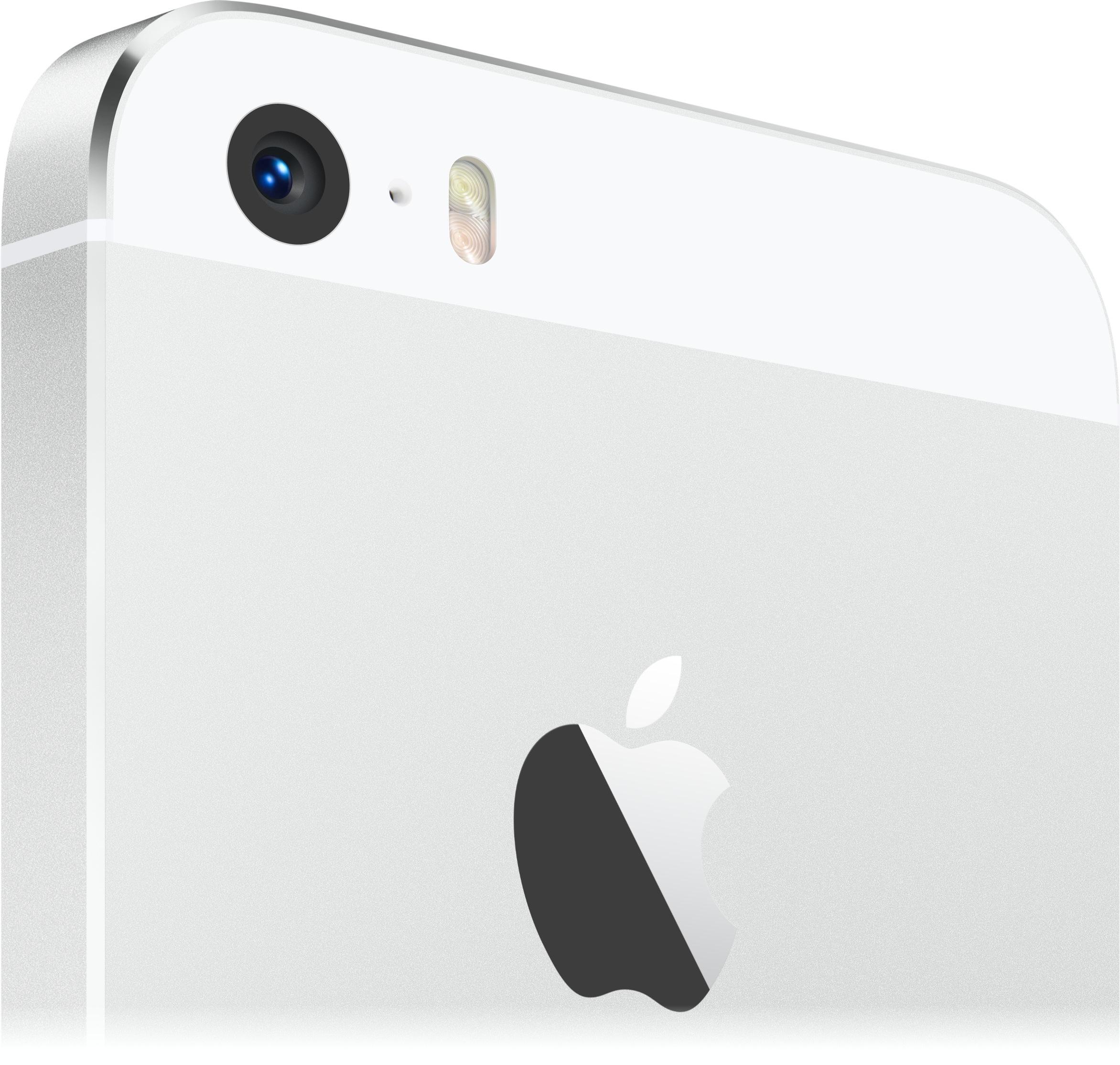Câmera do iPhone 5S