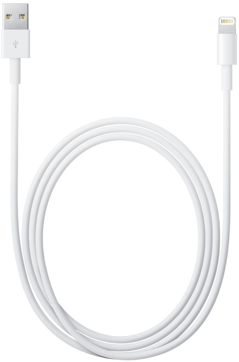 Apple - Cabo de Lightning para USB (2 m)