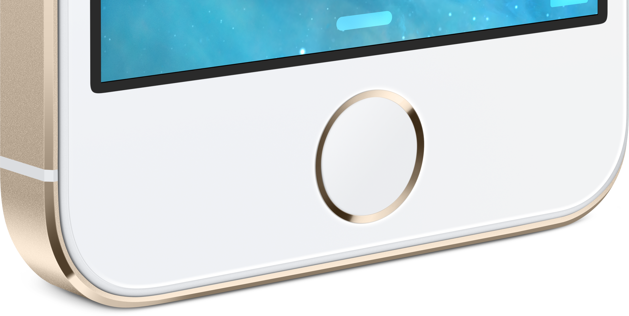 Close no Touch ID - botão Home do iPhone 5s