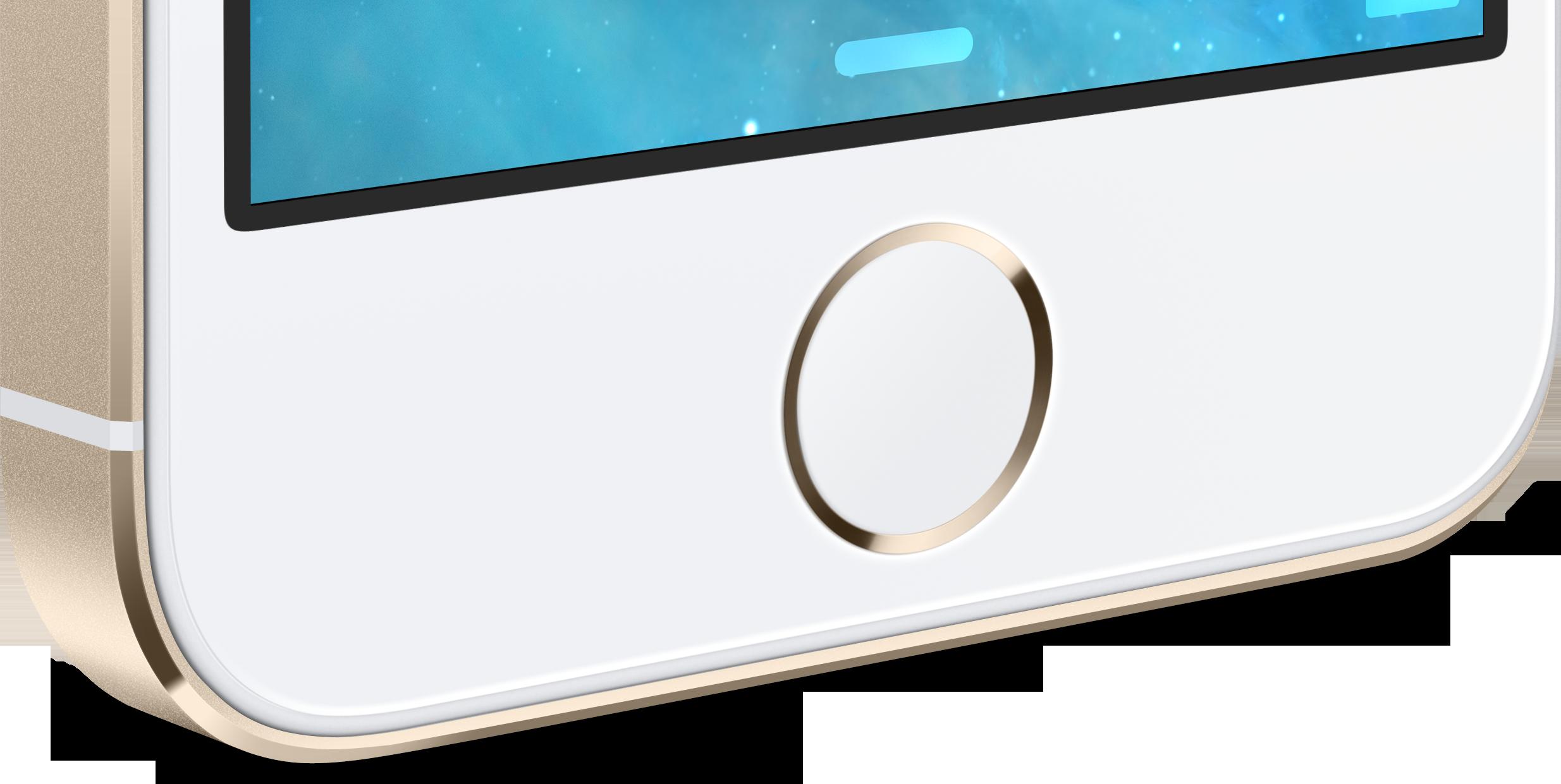 Close no Touch ID - botão Home do iPhone 5s