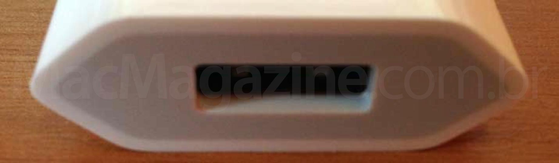 Homologação do carregador de iPhone na ANATEL