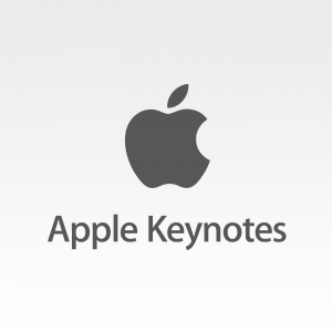 Capa do podcast Apple Keynotes