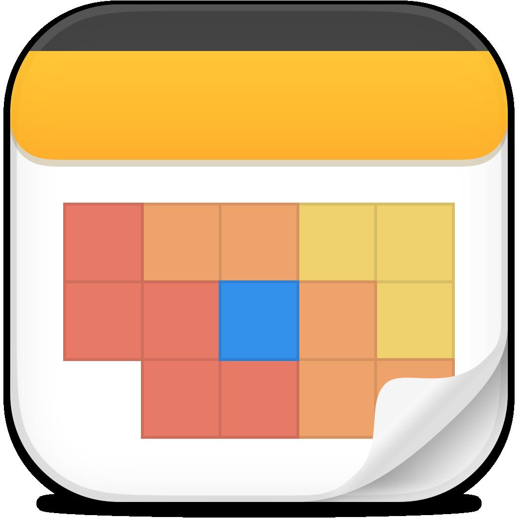 Ícone do app Calendars 5 para iOS