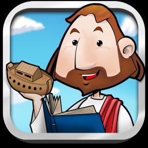 Ícone do app Bíblia para Crianças para iOS
