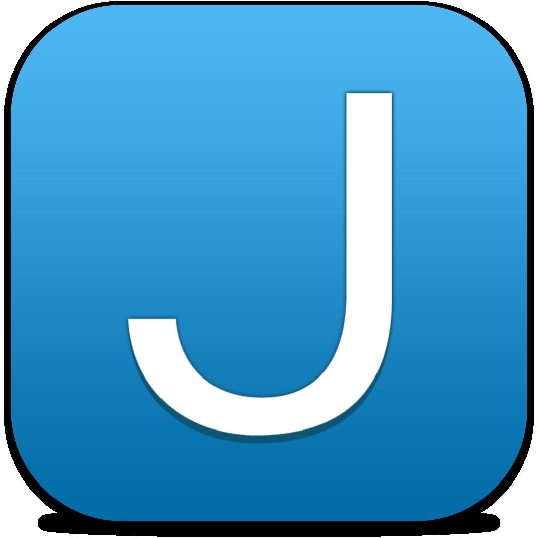 Ícone do app Jimdo para iOS