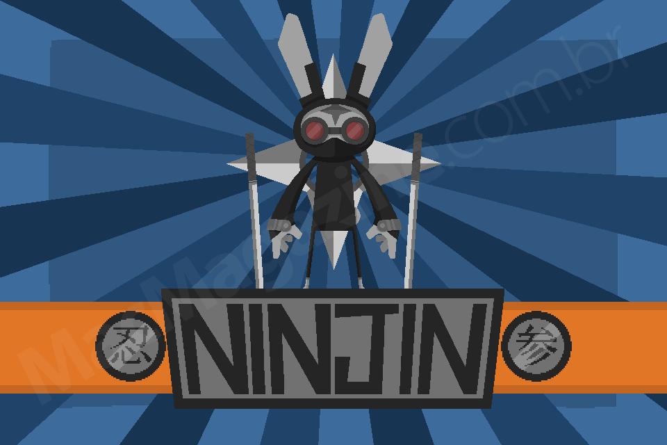 Jogo Ninjin para iOS