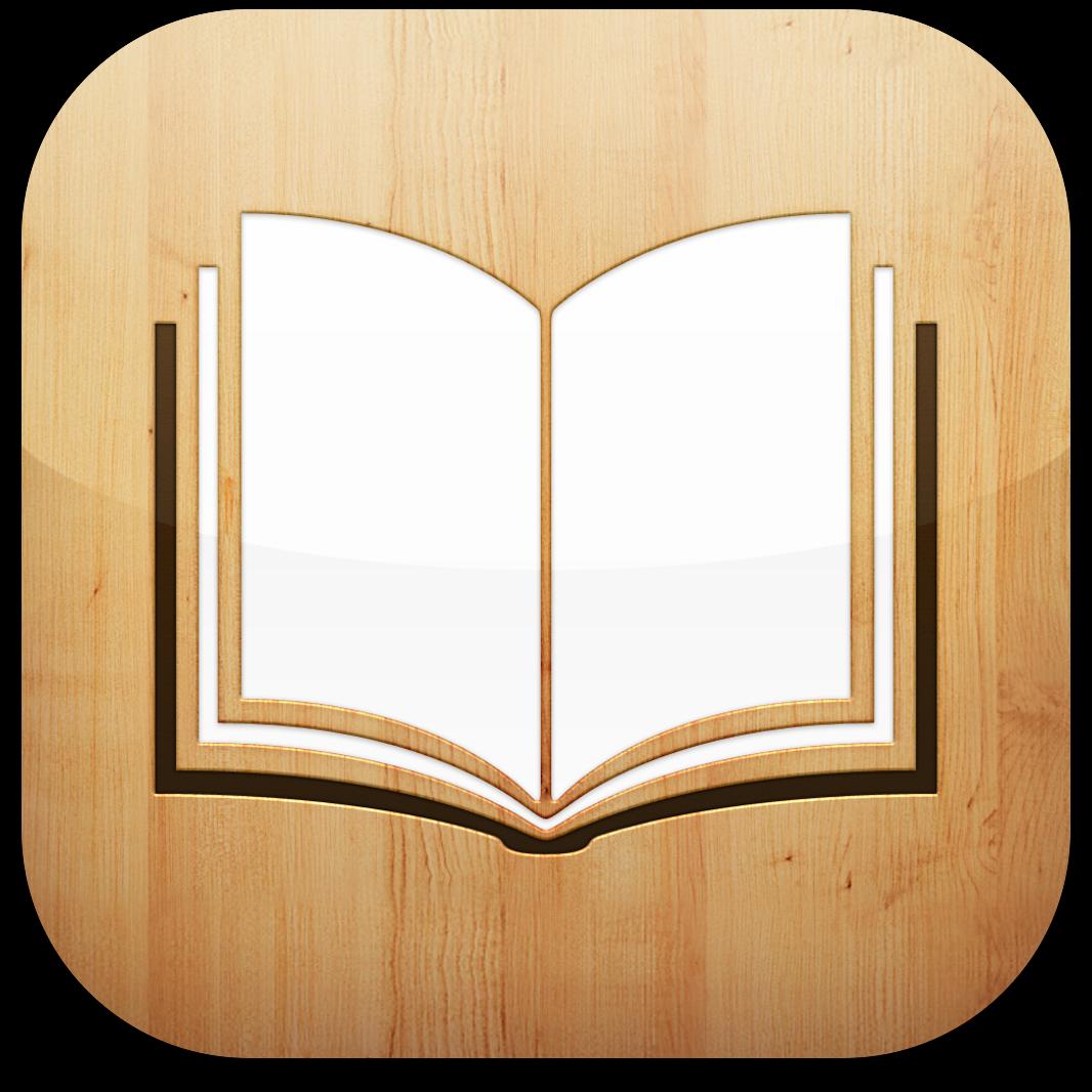 Ícone do app iBooks para iOS