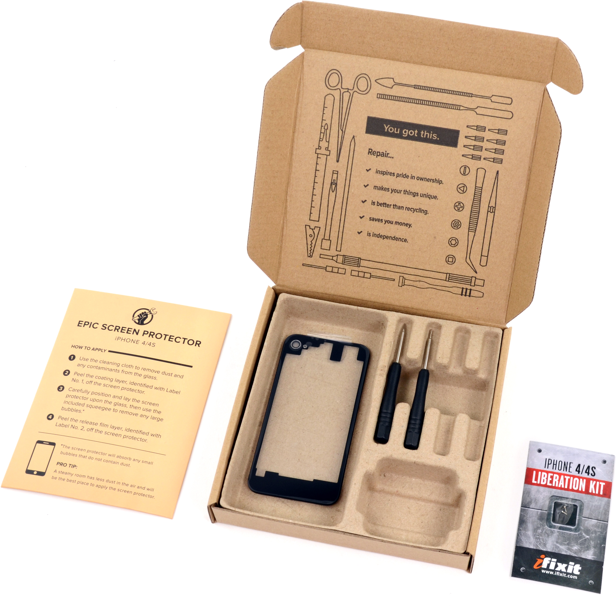 iPhone 4S Revelation Kit - iFixit