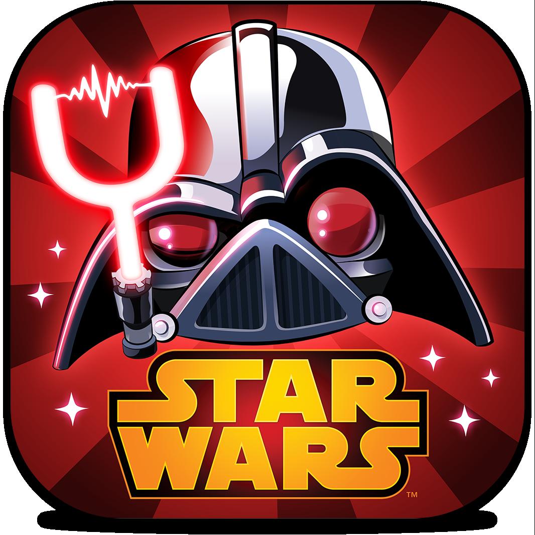 Ícone do jogo Angry Birds Star Wars II