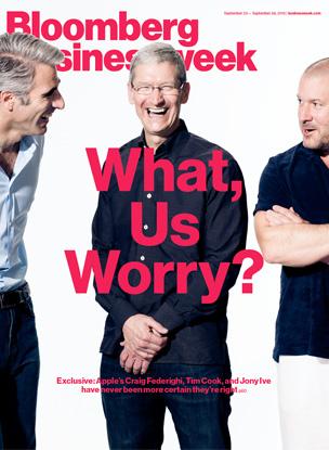 Capa - Bloomberg Businessweek