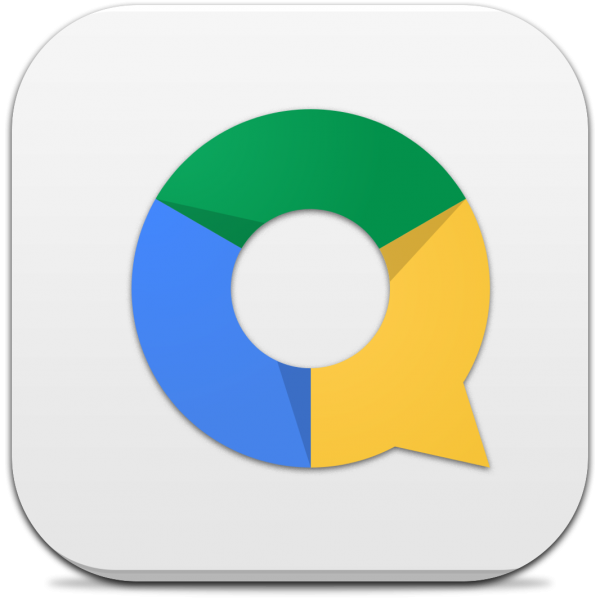 Icone do Quickoffice para iOS
