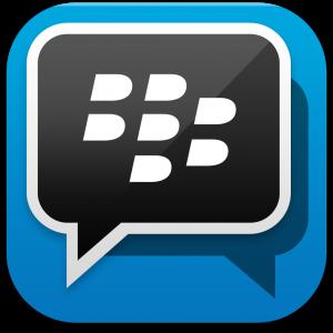 Ícone do app BBM para iPhones