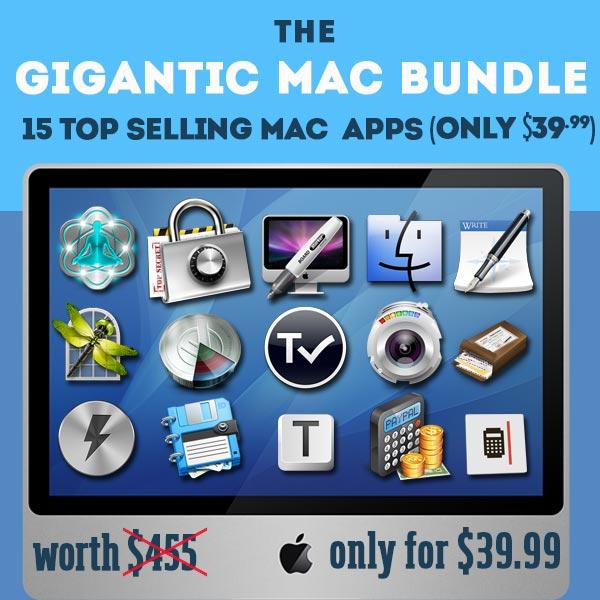 BundleHunt - Gigantic Mac Bundle