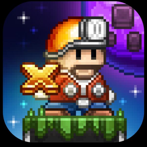 Ícone do jogo Junk Jack X para iOS