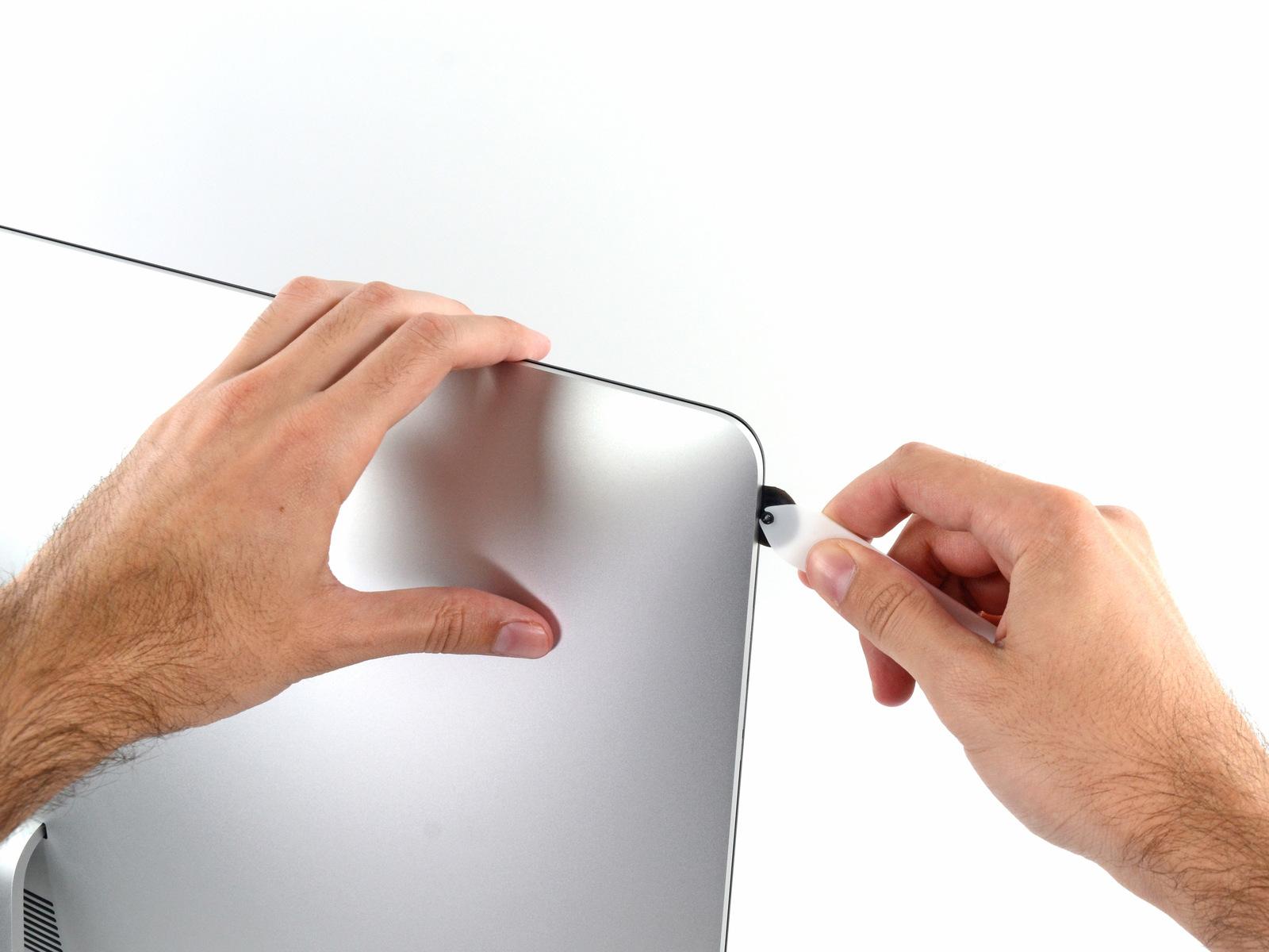 Desmontagem dos novos iMacs (setembro de 2013)