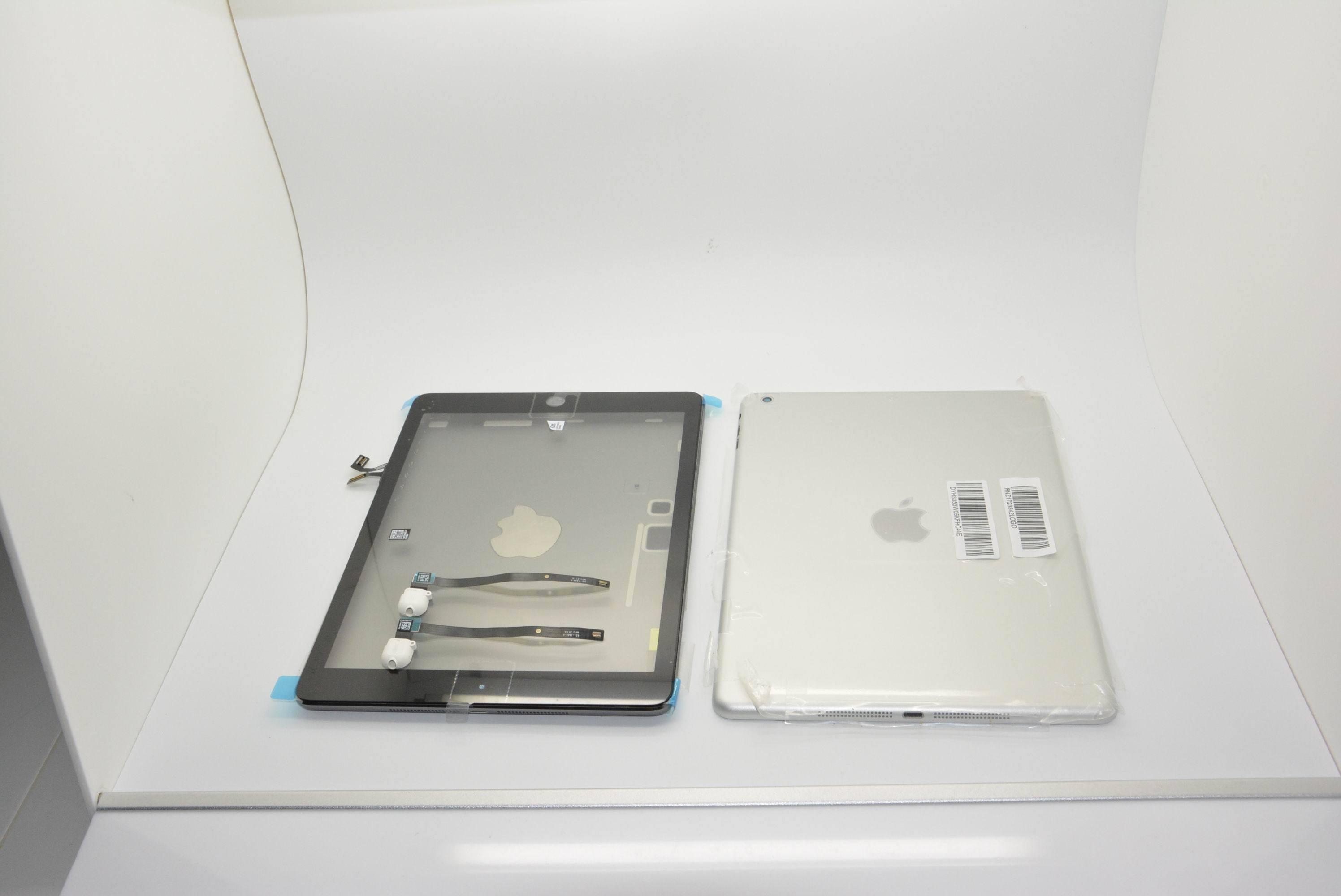 Suposta carcaça do iPad de quinta geração