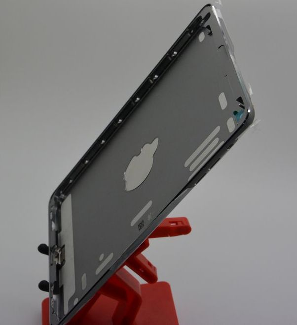 iPad mini de segunda geração na cor cinza espacial