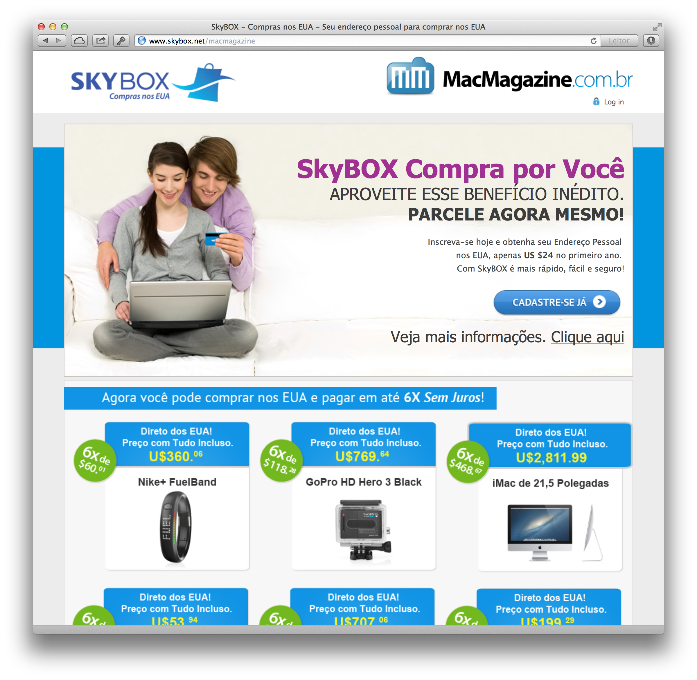 SkyBOX - MacMagazine