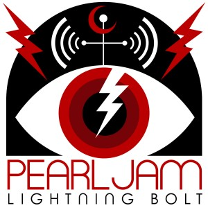 Álbum - Lightning Bolt do Pearl Jam