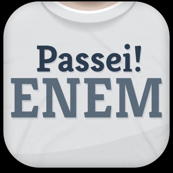 Ícone do app Passei! ENEM para iOS
