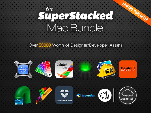 The SuperStacked Mac Bundle