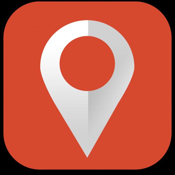 Ícone do app Radar Pessoal e Corporativo para iPhones/iPods touch